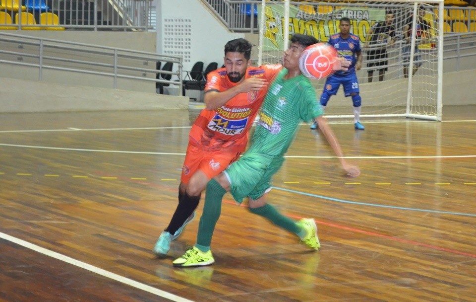 Futsal: Mojuca 4 x 2 Evolution